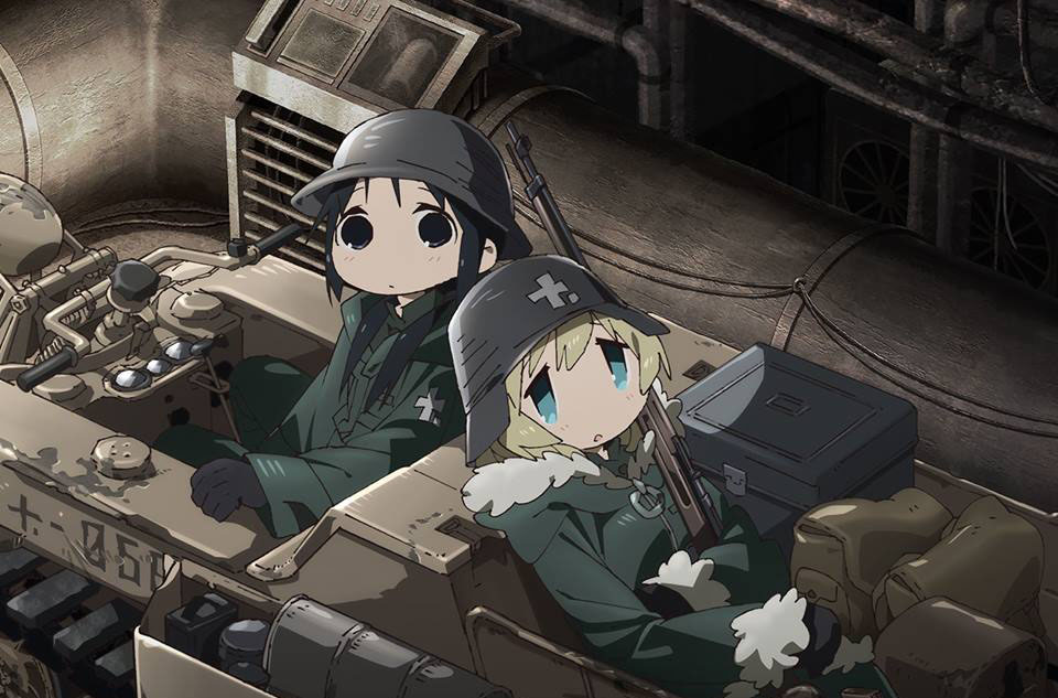 GIRLS' LAST TOUR - Vol. 1