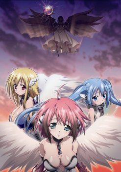 Sora no Otoshimono the Movie: Tokeijikake no Angeloid