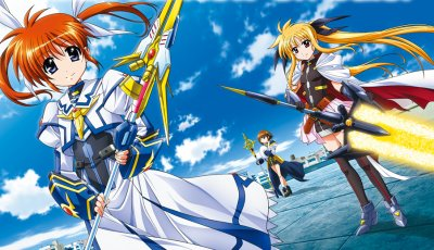 Mahō Shōjo Lyrical Nanoha The Movie 2nd A's