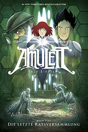 Amulett: Buch Vier - Die letzte Ratsversammlung
