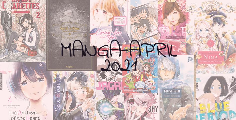 Manga-April 2021
